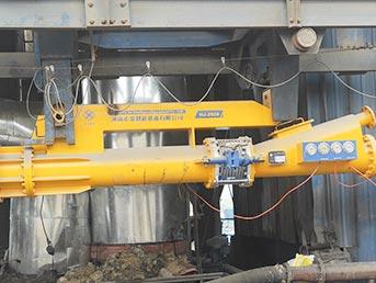 新型水泥生产脱硝控制系统