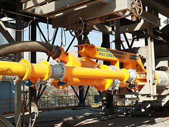 燃烧器喷煤管